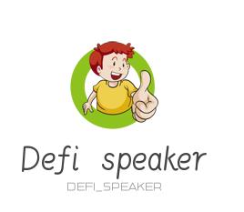 Defi speaker