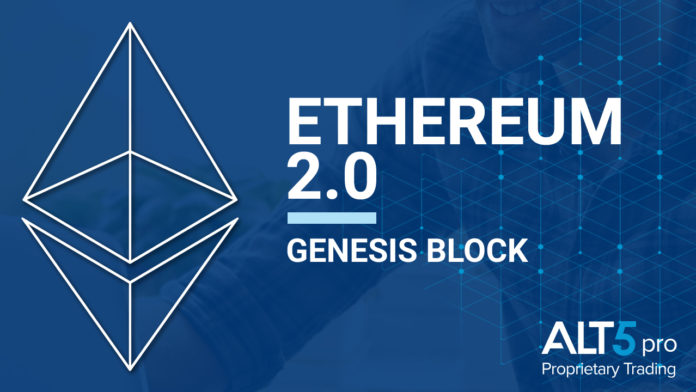 Staking of Ethereum 2.0 Available to Alt 5 Pro Users