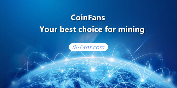 CoinFans opens mining machine rental service