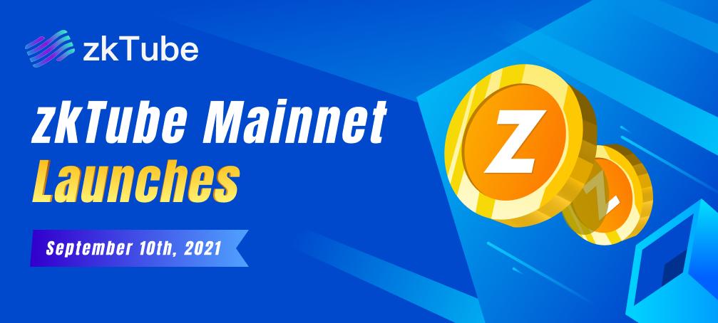 Dubbed the Next Unicorn, zkTube Launches its Mainnet